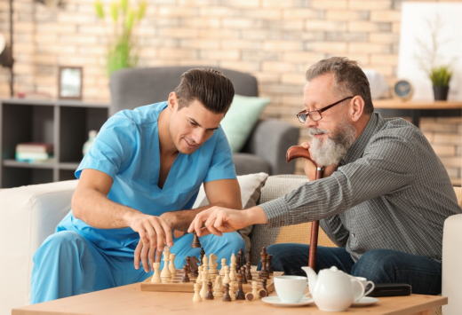 Stimulating Activities: A Must for Dementia Care